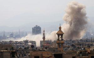 شام کی موجودہ صورتحال کا تاریخی پس منظر