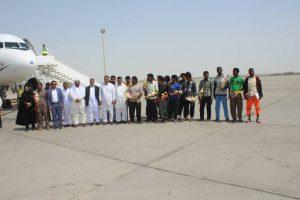 ایران کے سترہ بلوچ ماہیگیر سومالی کی جیل سے رہاہوکر گھر پہنچ گئے