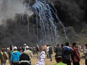 اسرائیلی فوج نے مزید 4 فلسطینیوں کو شہید کردیا