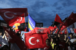 ترکی ایک بار پھر دنیا کی نگاہوں کا مرکز!