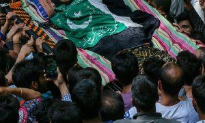 مقبوضہ کشمیر:بھارتی فوج کی فائرنگ سے بچی سمیت 3 نوجوان جاں بحق