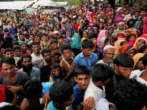 روہنگیا اوربنگلادیشی مسلمانوں کودیکھتے ہی گولی مار دینی چاہیے، رہنما بی جے پی