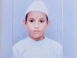 نئی دہلی؛ ہندو انتہا پسندوں نے مدرسے کے کمسن طالبعلم کو شہید کردیا