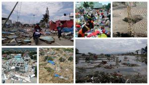 انڈونیشیا میں زلزلہ و سونامی، ہلاکتیں 1200 سے زائد