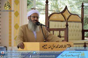 حلال روزی کمانا نیک اعمال پر مقدم ہے