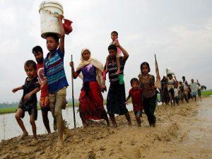 روہنگیا مسلمانوں کی واپسی اگلے ماہ سے شروع ہوجائے گی، بنگلہ دیش