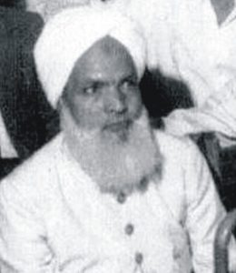 مفتی اعظم پاکستان حضرت مولانا مفتی محمد شفیع دیوبندی رحمہ اللہ