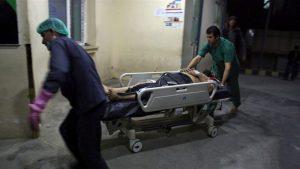 کابل میں مذہبی تقریب کے دوران دھماکا، 50 افراد جاں بحق