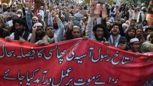 آسیہ بی بی کی بریت: حکومت اور تحریکِ لبیک کے درمیان معاہدہ طے پا گیا، دھرنا ختم