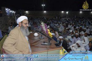 ایران: نصابی کتب میں صحابہؓ کی شان میں گستاخی؛ مولانا عبدالحمید کی سخت تنقید