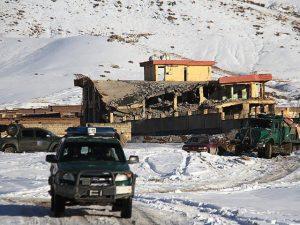 افغانستان کے فوجی بیس پر خودکش حملے میں 126 اہلکار ہلاک