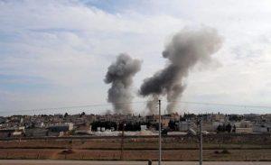 منبج میں داعش کا خودکش حملہ، دو امریکیوں سمیت 15سویلین ہلاک