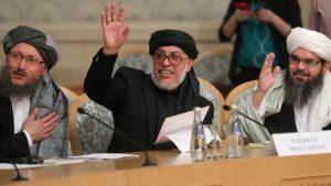 زلمے خلیل زاد کے دورے کے موقع پر حافظ محب اللہ کی گرفتاری، افغان طالبان کو 'پیغام'