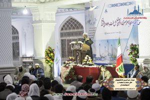 ایران: مختلف جامعات کے سنی طلبا و اساتذہ کا سالانہ اجتماع منعقد ہوا