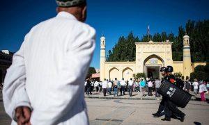 مسلمانوں کے ساتھ رویے پر امریکی تنقید 'بےمعنی' ہے، چین