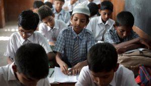 بھارتی اسکولوں میں مسلمان بچوں کو ہراساں کیا جانے لگا
