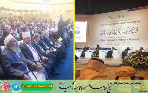 شیخ الاسلام مولانا عبدالحمید ماسکو پہنچ گئے