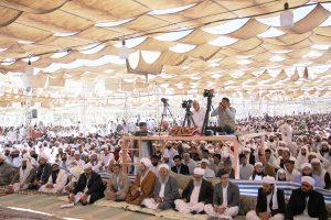دارالعلوم زاہدان کی اٹھائیسویں تقریب دستاربندی و سالانہ اجتماع کا آغاز