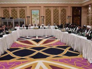 طالبان اور افغان حکام کے درمیان قطر میں ہونیوالے مذاکرات منسوخ