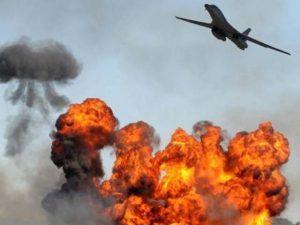 نیٹو کے فضائی حملے میں 17 افغان پولیس اہلکار ہلاک