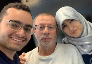 امریکا میں قید فلسطینی پروفیسر رہا، فوری ملک چھوڑنے کا حکم