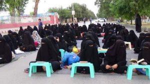 لال مسجد اور جامعہ حفصہ کے اردگرد سے سکیورٹی ہٹا لی گئی