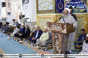 اہل سنت کے مدارس اتحاد، بھائی چارہ اور میانہ روی پر یقین رکھتے ہیں