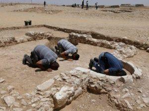 اسرائیل میں 1200 سال قدیم مسجد دریافت