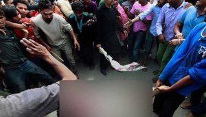 بھارت15سالہ مسلمان لڑکے کو 'جے شری رام' نہ کہنے پر آگ لگادی گئی