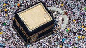 دنیا بھر سے 11 لاکھ عازمین کی فریضہ حج کی ادائی کے لیے سعودی عرب آمد