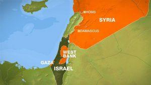 دمشق اور حمص کے اطراف اسرائیلی بم باری میں 4 شہری ہلاک : شامی سرکاری میڈیا