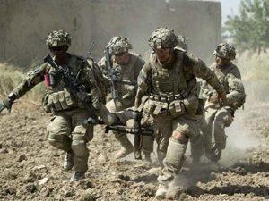افغانستان میں پرتشدد واقعے میں امریکی فوجی ہلاک