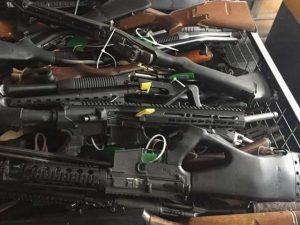 نیوزی لینڈ میں مساجد حملوں کے بعد جدید اسلحہ واپس کرنے کی مہم کامیاب