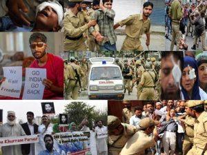 مقبوضہ کشمیر میں بھارتی جبر و تشدد پر عالمی میڈیا بھی اشک بار