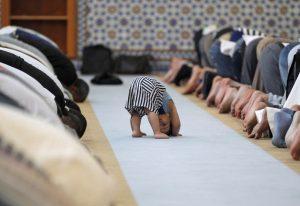 بچوں کو مسجد لانے اور ان کی صف بنانے سے متعلق احکام
