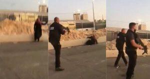 اسرائیلی فوجیوں نے چیک پوسٹ پر فلسطینی خاتون گولیوں سے بھون ڈالی