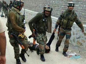 بھارتی حکومت نے مقبوضہ کشمیر کو قبرستان بنا دیا، امریکی اخبار