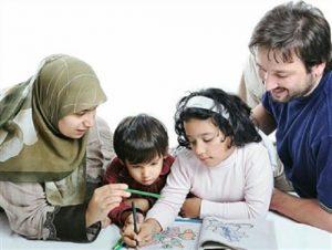 اولاد کی اسلامی تربیت میں والدین کا اہم کردار