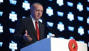 شام کی زمین پر قبضے کا ارادہ نہیں، ترک صدر