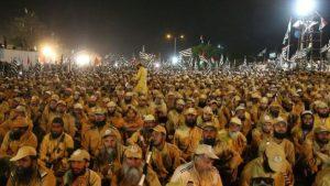 آزادی مارچ: مولانا فضل الرحمان کا آئندہ کا لائحہ عمل آل پارٹیز کانفرنس میں طے کرنے کا فیصلہ