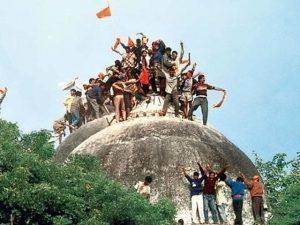 بھارتی سپریم کورٹ نے بابری مسجد کی جگہ مندر تعمیر کرنے کا حکم دے دیا