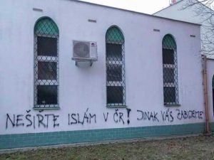 چیک جمہوریہ میں مسلمانوں کو اسلام پھیلانے پر قتل کی دھمکیاں