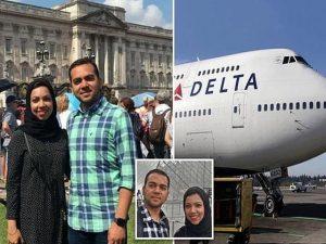 مسلمان مسافروں سے امتیازی سلوک پر امریکی ایئر لائن پر بھاری جرمانہ