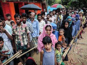 عالمی عدالت انصاف کا میانمار کو روہنگیا مسلمانوں کو تحفظ فراہم کرنے کا حکم