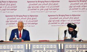 افغان امن معاہدہ۔ طاقت کی شکست، حق کی فتح