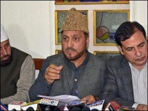 سیاسی قیدیوں کو فوراً رہا کیا جائے، مفتی اعظم مقبوضہ کشمیر کا مطالبہ