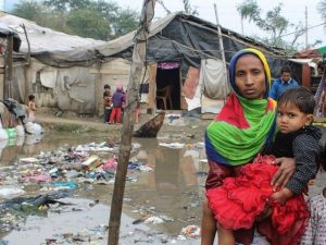 کورونا وائرس سے پہلے ہمیں بھوک مار دے گی، بھارتی روہنگیا مسلمان