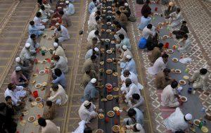 استقبال رمضان اور کورونا