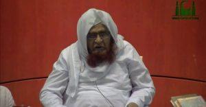 مختصرحیات وخدمات: حضرت مولانا مفتی سعید احمد صاحب پالن پوری