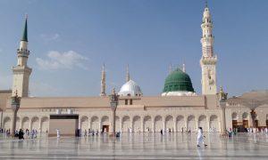 مسجد نبوی کو عوام کے لیے مرحلہ وار کھولنے کا اعلان